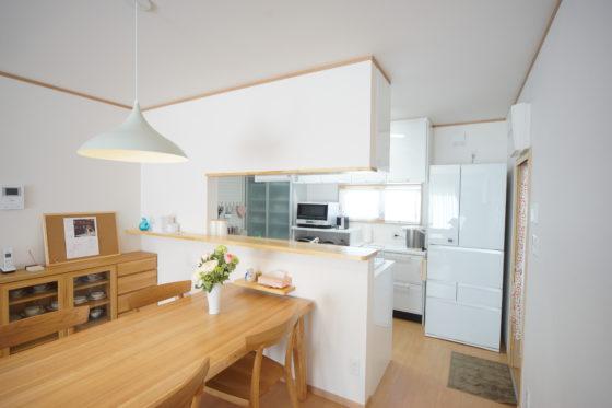 食堂とキッチン